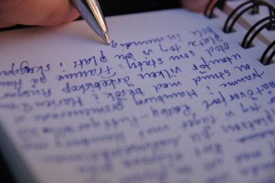 Montage vidéo interview : écrire son script
